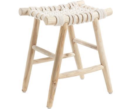 Stolička v boho stylu Edgard