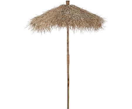 Bambusový dekorativní deštník Mandisa, Ø 150 cm