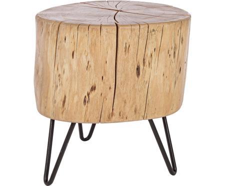 Odkládací stolek z akátového dřeva Arthur