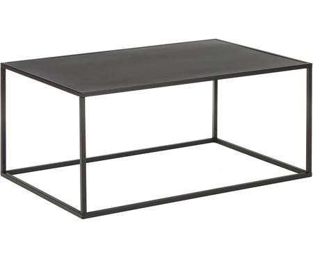 Kovový konferenční stolek Newton