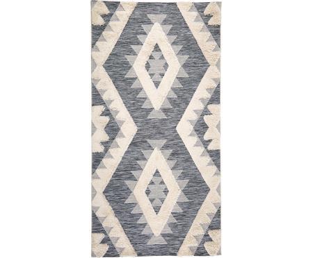 Vnitřní a venkovní koberec s různou výškou povrchu Tiddas