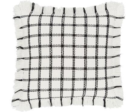 Ručně tkaný povlak na polštář Charlotta