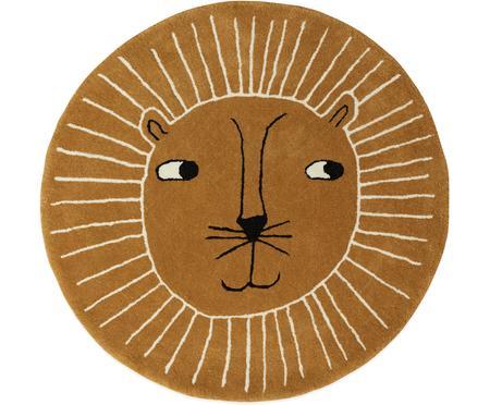 Vlněný koberec Lion