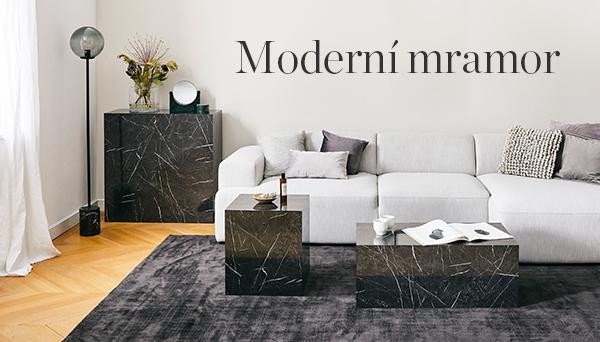 Moderní mramor