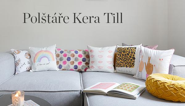 Kera Till: polštáře