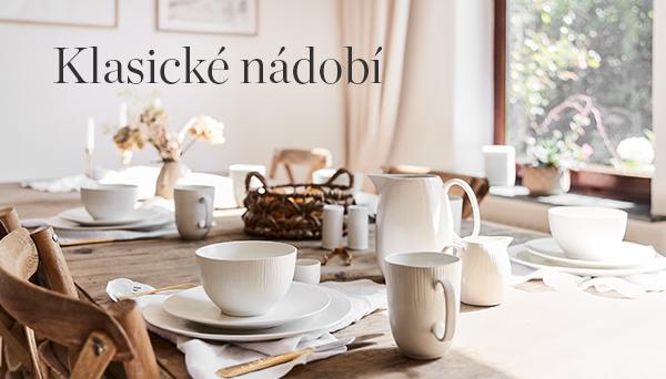 Klasické nádobí