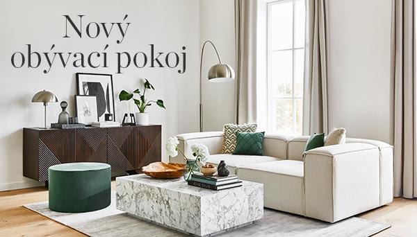 Nový obývací pokoj