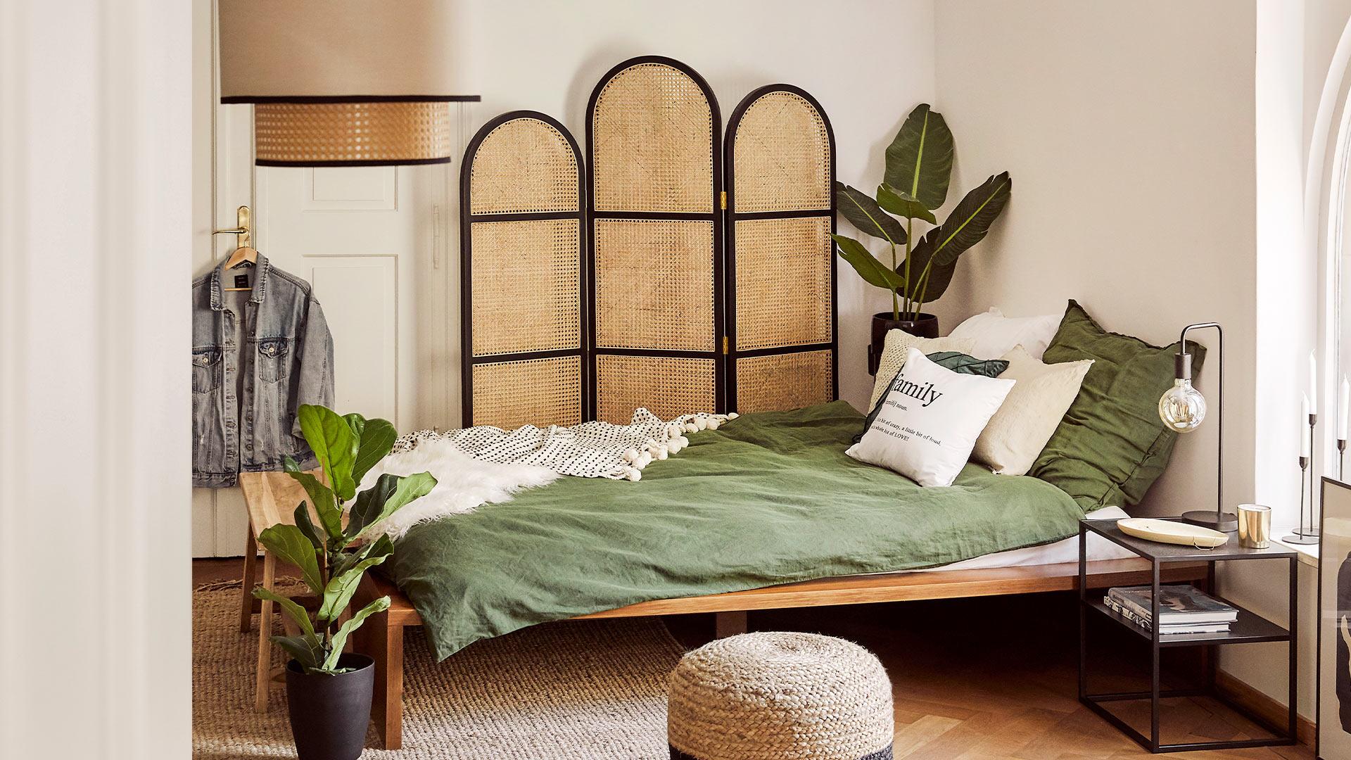 Zelená oáza spánku