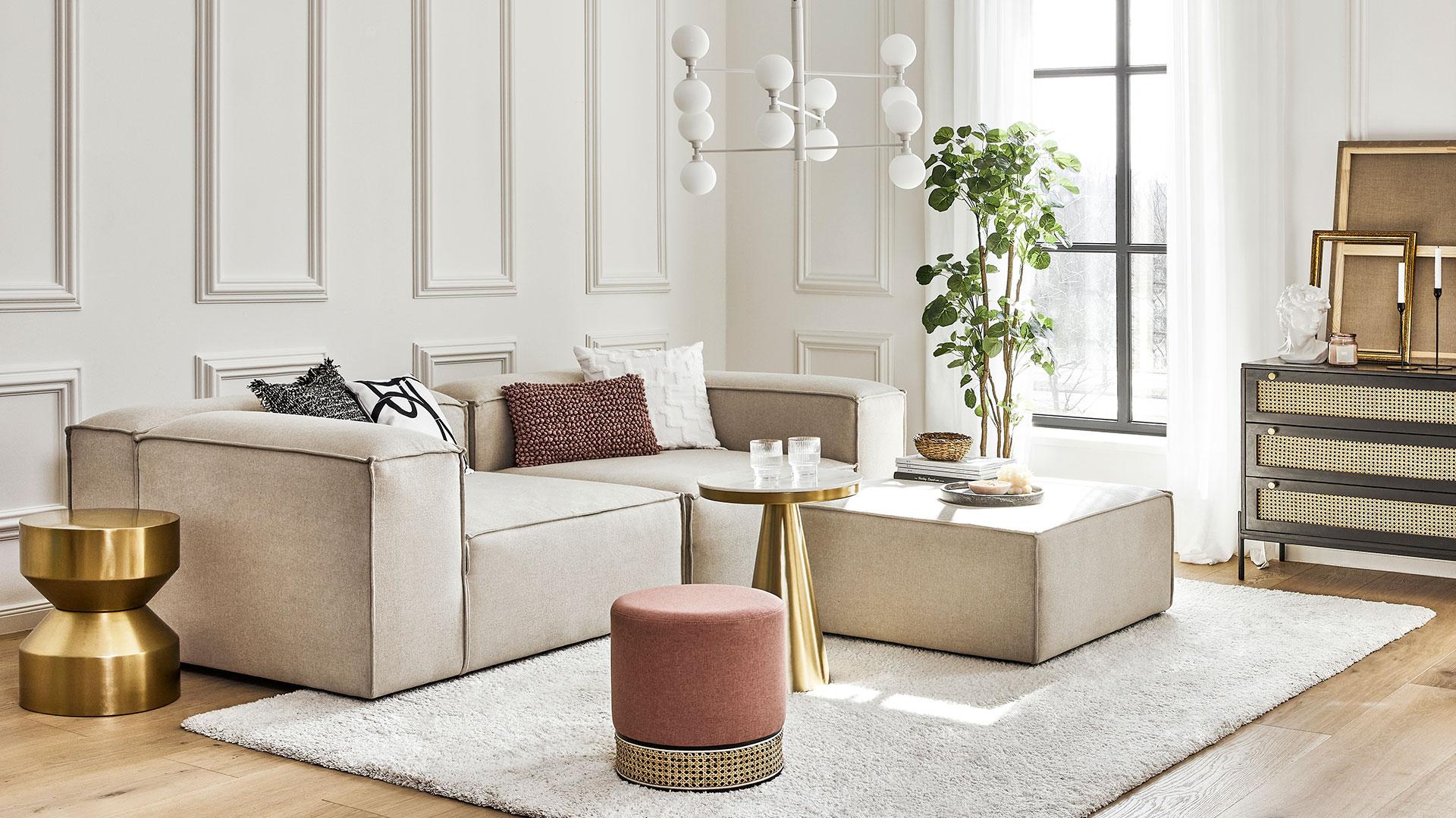 Nádherný obývák